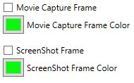 movie capture frame